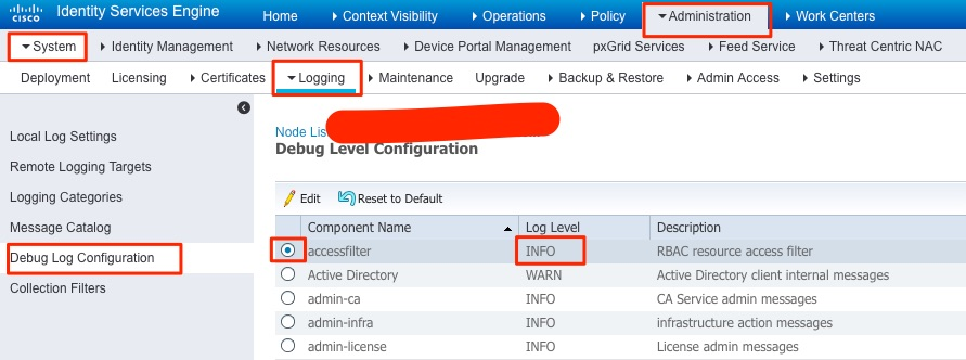 Understanding ISE Debug Logs – A Network Guys Blog